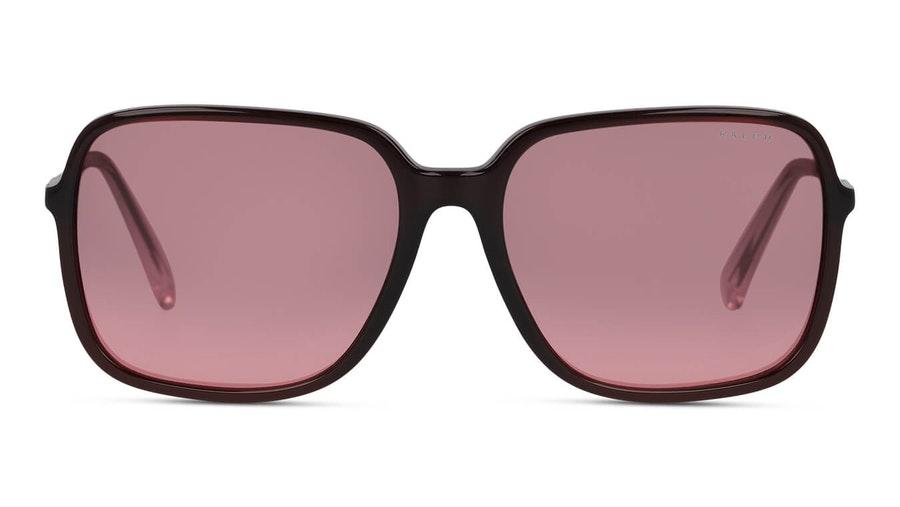 Ralph by Ralph Lauren RA 5272 Women's Sunglasses Violet/Burgundy