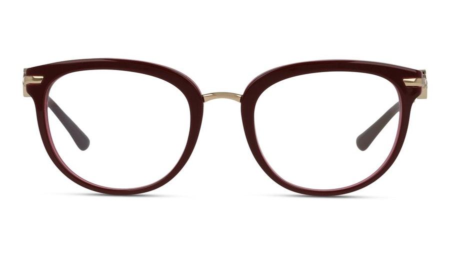 Bvlgari BV 4195B Women's Glasses Burgundy