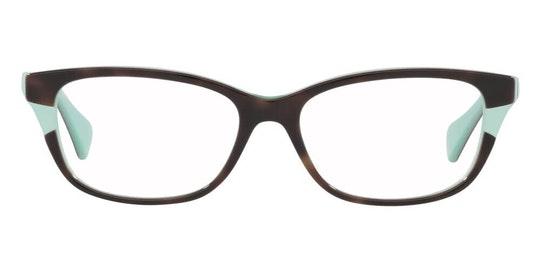 RA 7126 Women's Glasses Transparent / Tortoise Shell