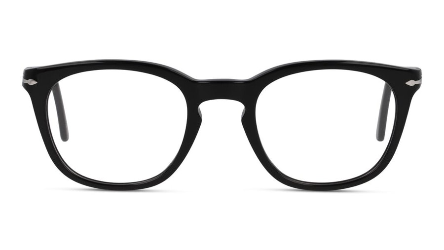 Persol PO 3258V Unisex Glasses Black