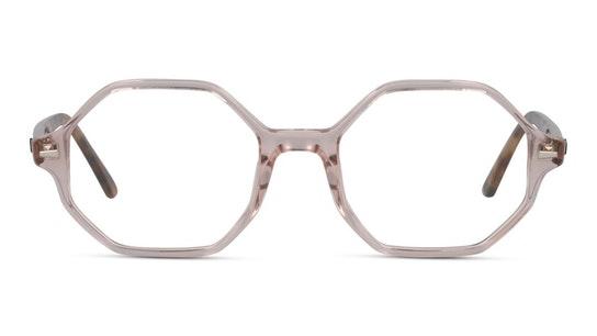 Britt RX 5472 Unisex Glasses Transparent / Pink