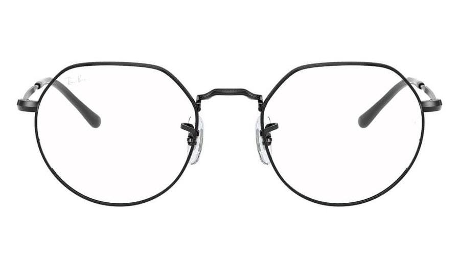 Ray-Ban Jack RX 6465 Unisex Glasses Black