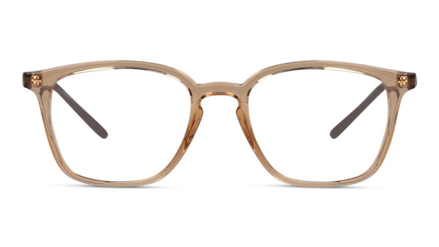 Ray-Ban RX 7185 Unisex Glasses Brown