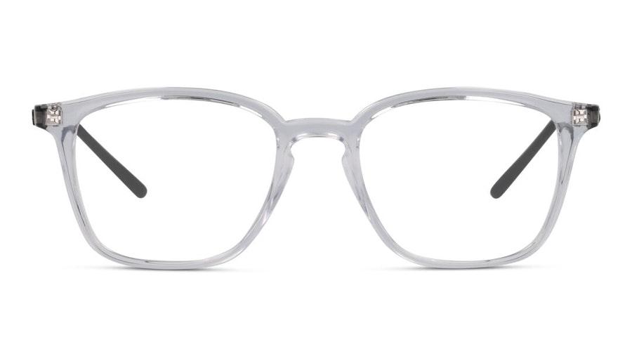 Ray-Ban RX 7185 Unisex Glasses Transparent