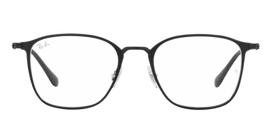 Ray-Ban RX 6466 Unisex Glasses Black