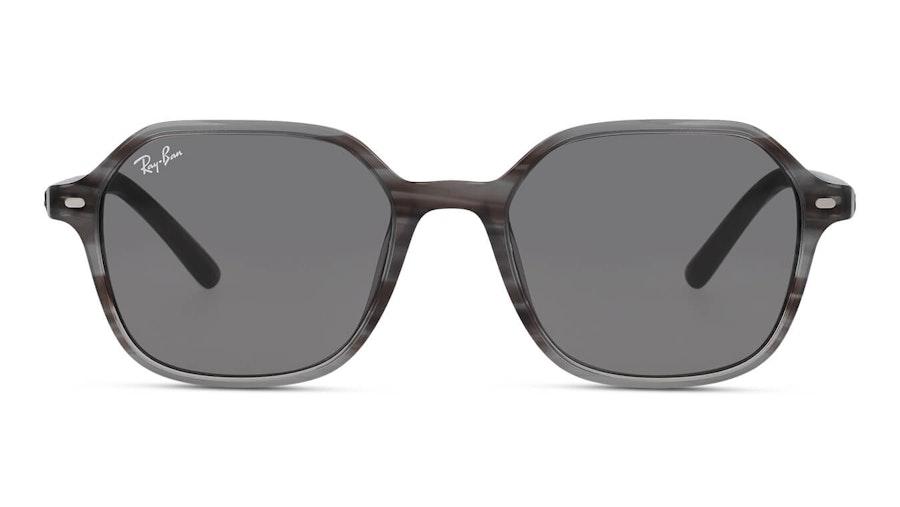 Ray-Ban John RB 2194 Men's Sunglasses Grey/Grey