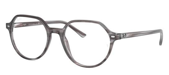 RX 5395 Unisex Glasses Transparent / Grey