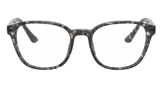 PR 12WV Men's Glasses Transparent / Grey