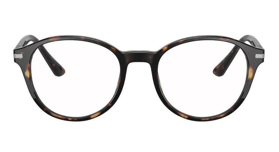Prada PR 13WV Men's Glasses Black