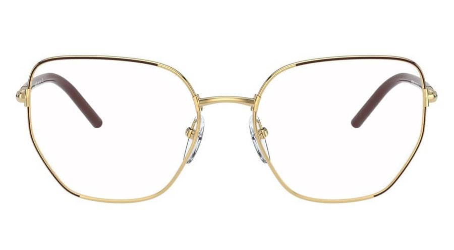 Prada PR 60WV Women's Glasses Gold
