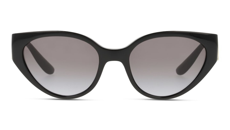 Dolce & Gabbana DG 6146 Women's Sunglasses Grey/Black