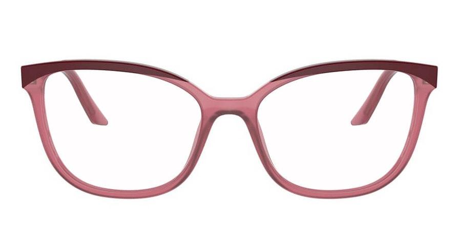 Prada PR 07WV Women's Glasses Burgundy
