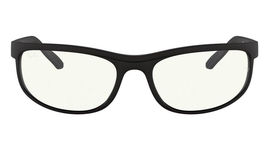 Ray-Ban Predator 2 RB 2027 Men's Sunglasses Transparent/Black