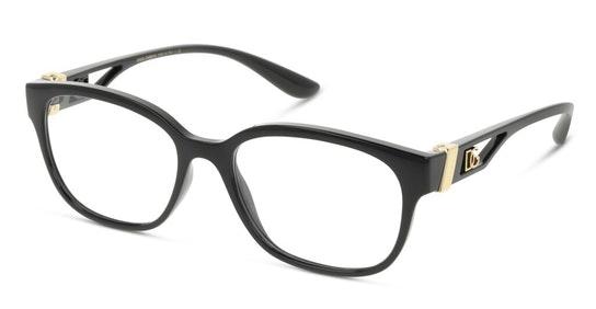 DG 5066 Women's Glasses Transparent / Black