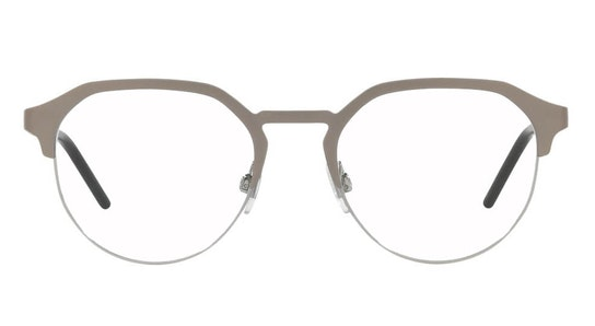 DG 1335 Men's Glasses Transparent / Bronze