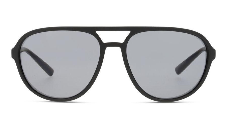 Dolce & Gabbana DG 6150 Unisex Sunglasses Grey/Black
