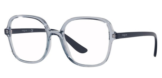 VO 5373 Women's Glasses Transparent / Transparent