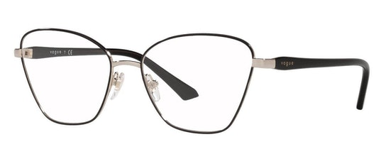 VO 4195 Women's Glasses Transparent / Brown