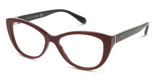 RL 6211 Women's Glasses Transparent / Burgundy