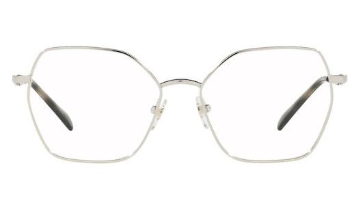VO 4196 Women's Glasses Transparent / Gold