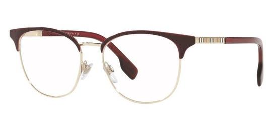 BE 1355 Women's Glasses Transparent / Gold