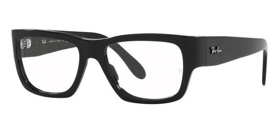 RX 5487 Unisex Glasses Transparent / Black