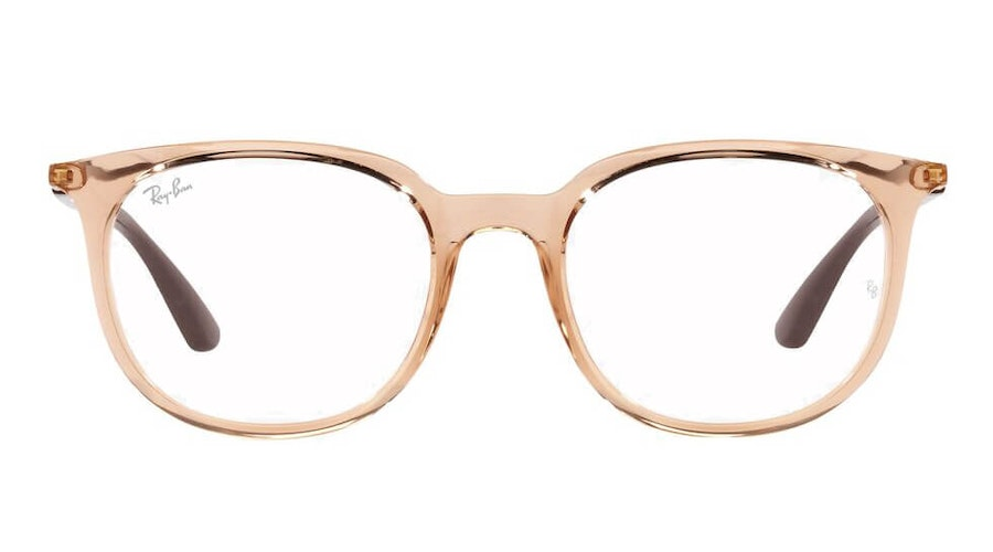 Ray-Ban RX 7190 Unisex Glasses Brown