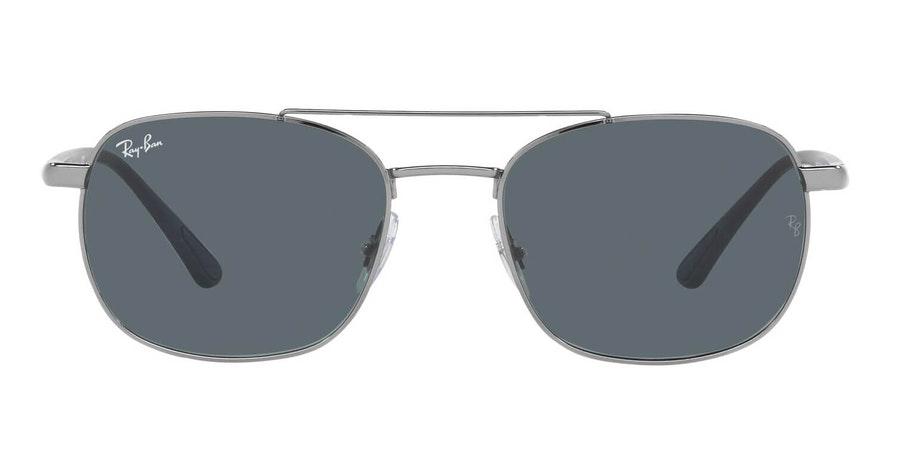 Ray-Ban RB 3670 Men's Sunglasses Blue / Grey