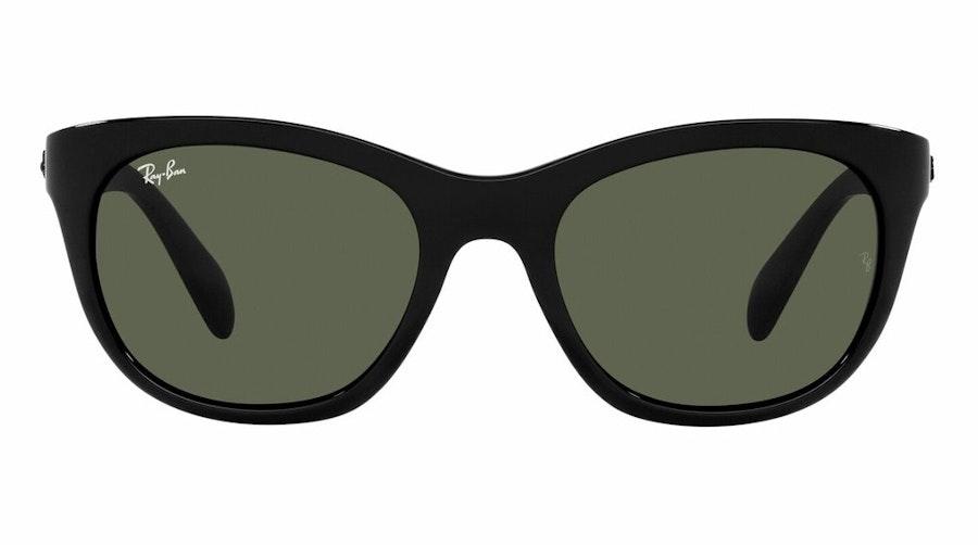Ray-Ban RB 4216 (601/71) Sunglasses Green / Black