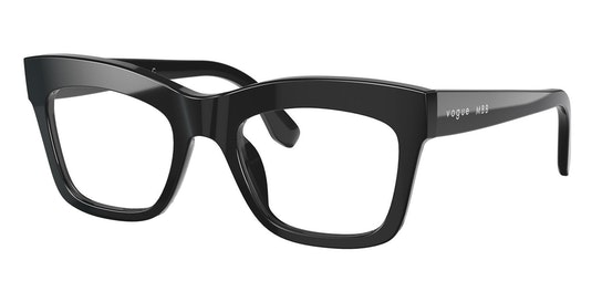 Marbella MBB x VO 5396 Women's Glasses Transparent / Black