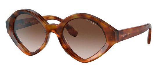 MBB x VO 5394S Women's Sunglasses Brown / Tortoise Shell