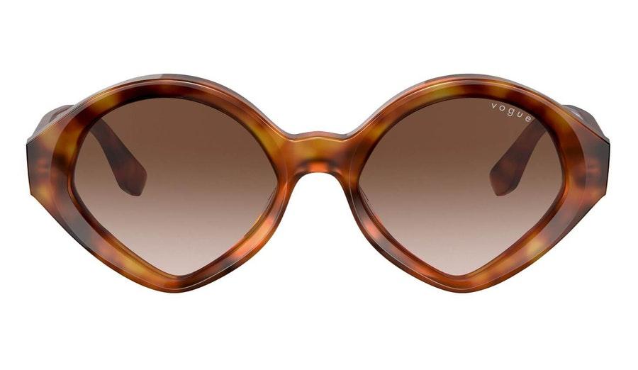 Vogue MBB x VO 5394S (279213) Sunglasses Brown / Tortoise Shell
