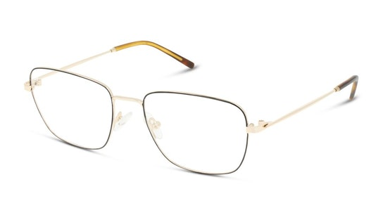 Haring Men's Glasses Transparent / Black