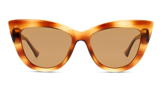 Audrey by Olivia Culpo Women's Sunglasses Brown / Tortoise Shell