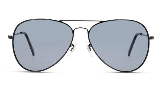 Commando Unisex Sunglasses Grey / Black