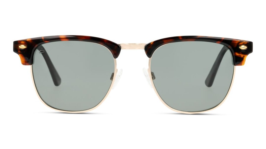 Prive Revaux Headliner Unisex Sunglasses Green / Gold