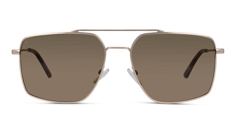 Prive Revaux The Oslo (807) Sunglasses Brown / Gold