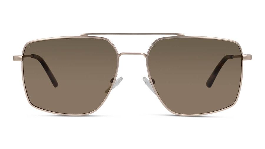 Prive Revaux The Oslo Men's Sunglasses Brown / Gold