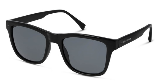 The Beau Unisex Sunglasses Grey / Black