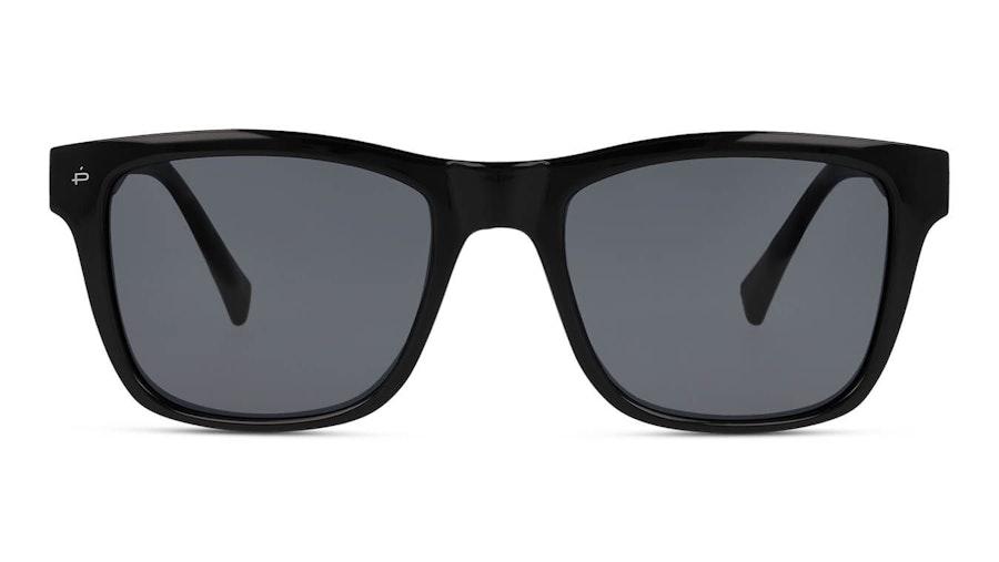 Prive Revaux The Beau Unisex Sunglasses Grey / Black