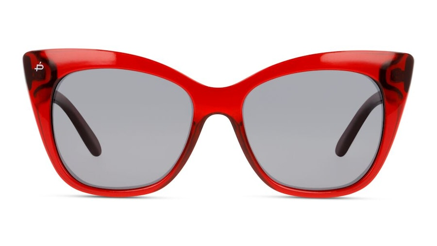 Prive Revaux Mister by Madelaine Petsch Women's Sunglasses Grey / Red