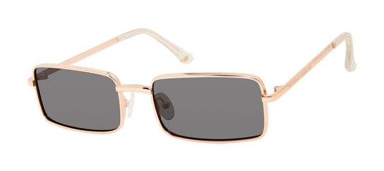 Matrix by Madelaine Petsch Women's Sunglasses Grey / Gold