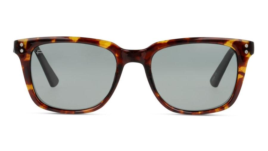 Prive Revaux Dean Unisex Sunglasses Green / Tortoise Shell