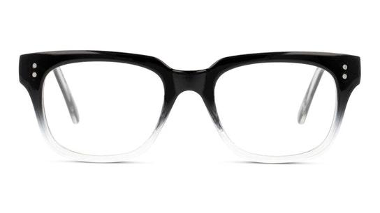 Jack Men's Glasses Transparent / Black