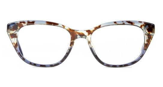 MNG 1902 Women's Glasses Transparent / Blue