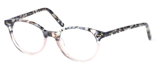 MNG 1950 Women's Glasses Transparent / Pink