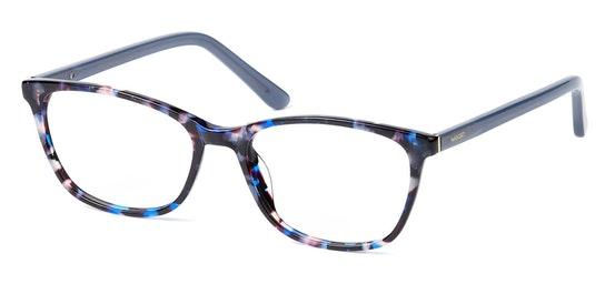MNG 1953 Women's Glasses Transparent / Blue