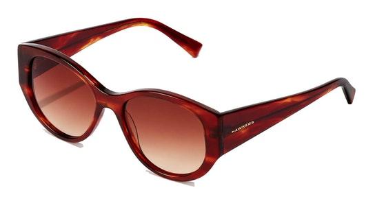 Miranda HMIR21WWX0 Women's Sunglasses Brown / Havana