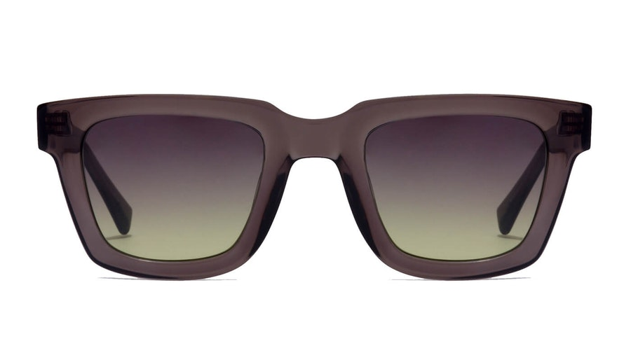 Hawkers One Uptown HOUP21GMX0 Unisex Sunglasses Green / Grey