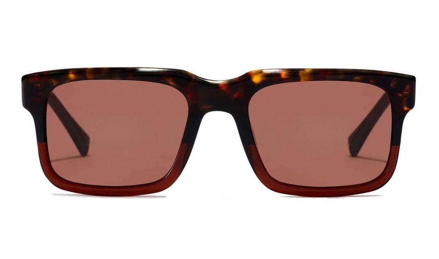 Hawkers Inwood HINW21WWX0 Unisex Sunglasses Brown / Brown